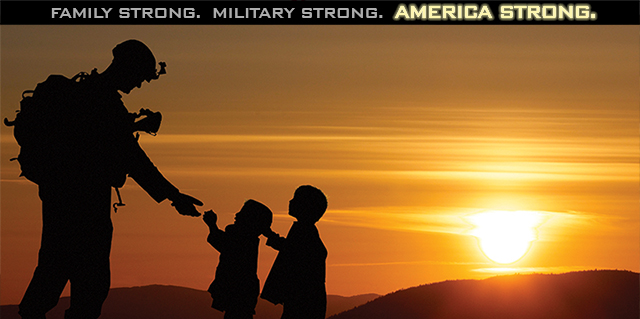 America Strong.